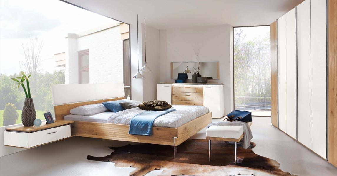 Traumhafte Schlafzimmer von Möbel Blomenhofer